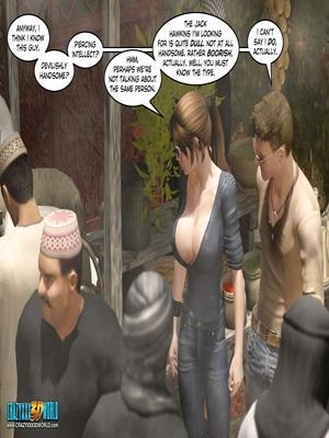 3D Porn Comics Clara Ravens 3- In The Past Porn Comic 06