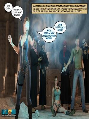 3D Porn Comics Clara Ravens 3- In The Past Porn Comic 109