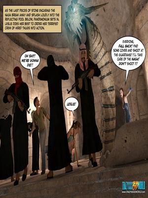 3D Porn Comics Clara Ravens 3- In The Past Porn Comic 113