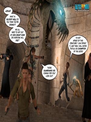 3D Porn Comics Clara Ravens 3- In The Past Porn Comic 114