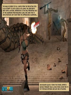 3D Porn Comics Clara Ravens 3- In The Past Porn Comic 116