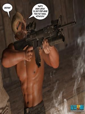 3D Porn Comics Clara Ravens 3- In The Past Porn Comic 123
