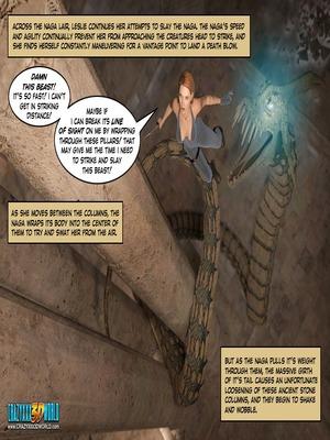 3D Porn Comics Clara Ravens 3- In The Past Porn Comic 127