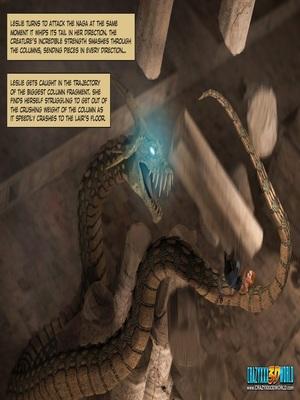 3D Porn Comics Clara Ravens 3- In The Past Porn Comic 128