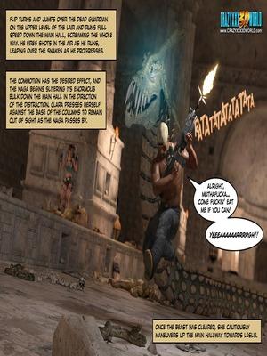 3D Porn Comics Clara Ravens 3- In The Past Porn Comic 133