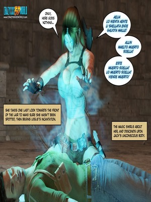 3D Porn Comics Clara Ravens 3- In The Past Porn Comic 143