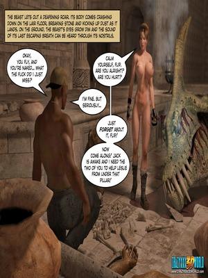 3D Porn Comics Clara Ravens 3- In The Past Porn Comic 172