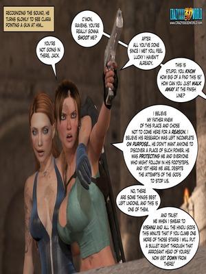 3D Porn Comics Clara Ravens 3- In The Past Porn Comic 178