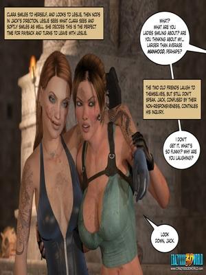 3D Porn Comics Clara Ravens 3- In The Past Porn Comic 181
