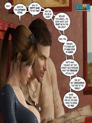 3D Porn Comics Clara Ravens 3- In The Past Porn Comic 19