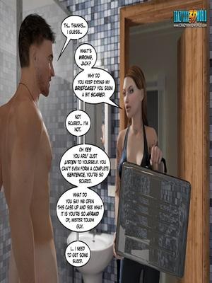 3D Porn Comics Clara Ravens 3- In The Past Porn Comic 65