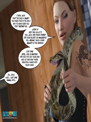 3D Porn Comics Clara Ravens 3- In The Past Porn Comic 67