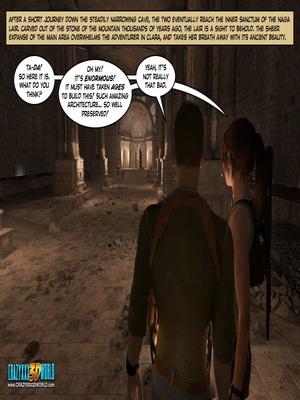 3D Porn Comics Clara Ravens 3- In The Past Porn Comic 83