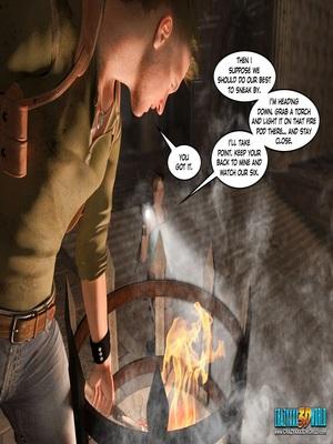 3D Porn Comics Clara Ravens 3- In The Past Porn Comic 85
