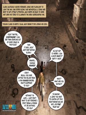3D Porn Comics Clara Ravens 3- In The Past Porn Comic 86