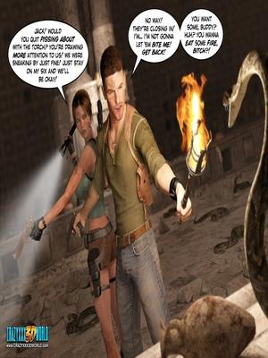 3D Porn Comics Clara Ravens 3- In The Past Porn Comic 87
