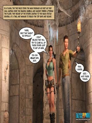 3D Porn Comics Clara Ravens 3- In The Past Porn Comic 89