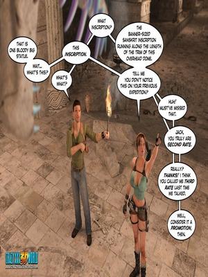 3D Porn Comics Clara Ravens 3- In The Past Porn Comic 90
