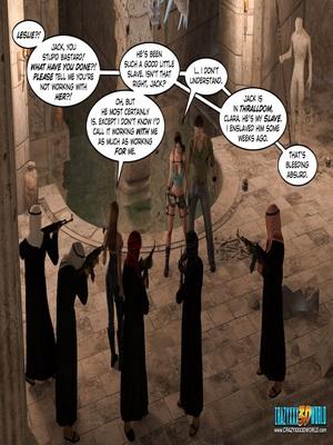 3D Porn Comics Clara Ravens 3- In The Past Porn Comic 94