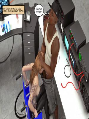 3D Porn Comics Clara Ravens 4- Colombina's Illusion Porn Comic 102