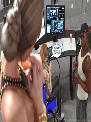 3D Porn Comics Clara Ravens 4- Colombina's Illusion Porn Comic 11