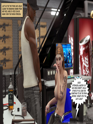 3D Porn Comics Clara Ravens 4- Colombina's Illusion Porn Comic 118