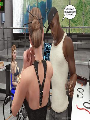 3D Porn Comics Clara Ravens 4- Colombina's Illusion Porn Comic 13