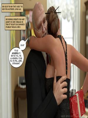 3D Porn Comics Clara Ravens 4- Colombina's Illusion Porn Comic 133