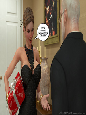 3D Porn Comics Clara Ravens 4- Colombina's Illusion Porn Comic 134