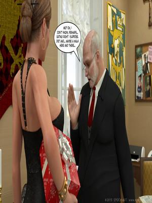 3D Porn Comics Clara Ravens 4- Colombina's Illusion Porn Comic 135