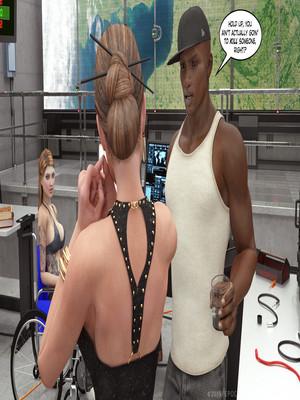 3D Porn Comics Clara Ravens 4- Colombina's Illusion Porn Comic 14