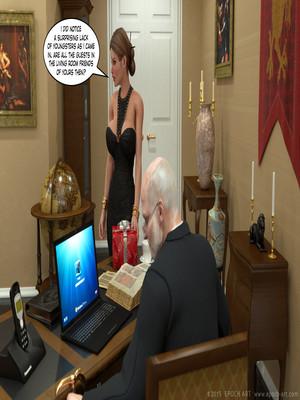 3D Porn Comics Clara Ravens 4- Colombina's Illusion Porn Comic 143