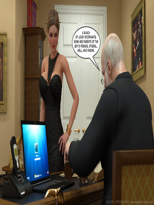 3D Porn Comics Clara Ravens 4- Colombina's Illusion Porn Comic 146