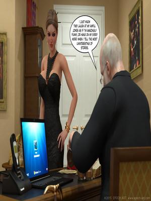 3D Porn Comics Clara Ravens 4- Colombina's Illusion Porn Comic 147