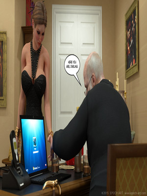 3D Porn Comics Clara Ravens 4- Colombina's Illusion Porn Comic 148