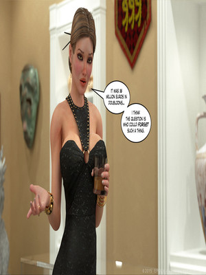 3D Porn Comics Clara Ravens 4- Colombina's Illusion Porn Comic 155