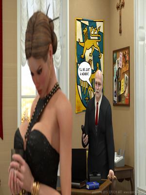 3D Porn Comics Clara Ravens 4- Colombina's Illusion Porn Comic 169