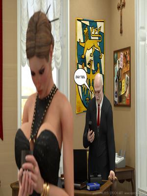 3D Porn Comics Clara Ravens 4- Colombina's Illusion Porn Comic 171
