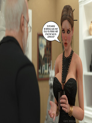 3D Porn Comics Clara Ravens 4- Colombina's Illusion Porn Comic 182