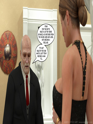 3D Porn Comics Clara Ravens 4- Colombina's Illusion Porn Comic 184