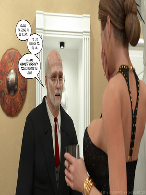 3D Porn Comics Clara Ravens 4- Colombina's Illusion Porn Comic 187