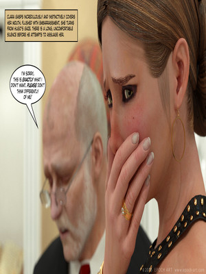 3D Porn Comics Clara Ravens 4- Colombina's Illusion Porn Comic 188