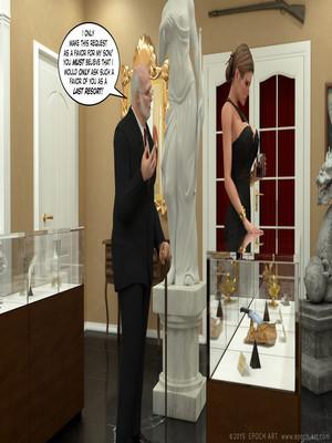 3D Porn Comics Clara Ravens 4- Colombina's Illusion Porn Comic 189