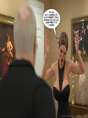 3D Porn Comics Clara Ravens 4- Colombina's Illusion Porn Comic 192