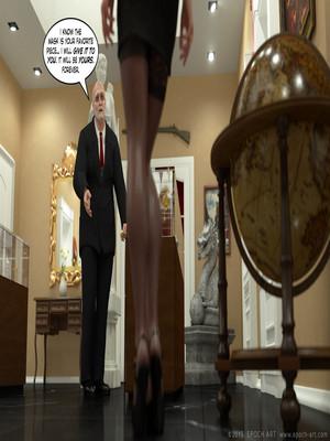 3D Porn Comics Clara Ravens 4- Colombina's Illusion Porn Comic 204