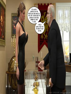 3D Porn Comics Clara Ravens 4- Colombina's Illusion Porn Comic 207