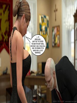 3D Porn Comics Clara Ravens 4- Colombina's Illusion Porn Comic 208