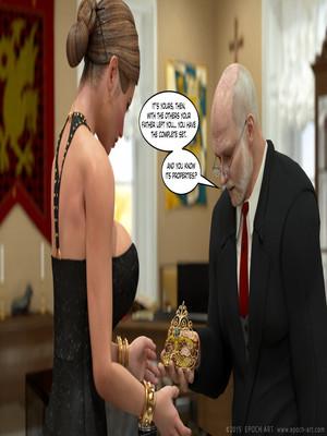 3D Porn Comics Clara Ravens 4- Colombina's Illusion Porn Comic 209