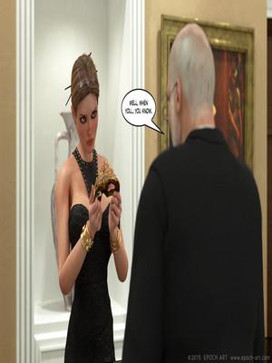 3D Porn Comics Clara Ravens 4- Colombina's Illusion Porn Comic 214