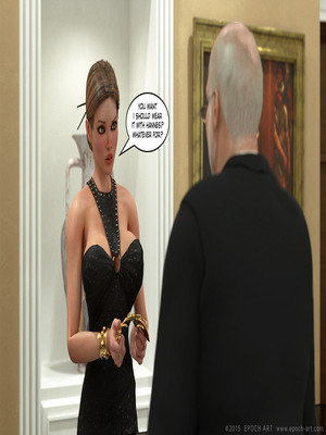 3D Porn Comics Clara Ravens 4- Colombina's Illusion Porn Comic 215